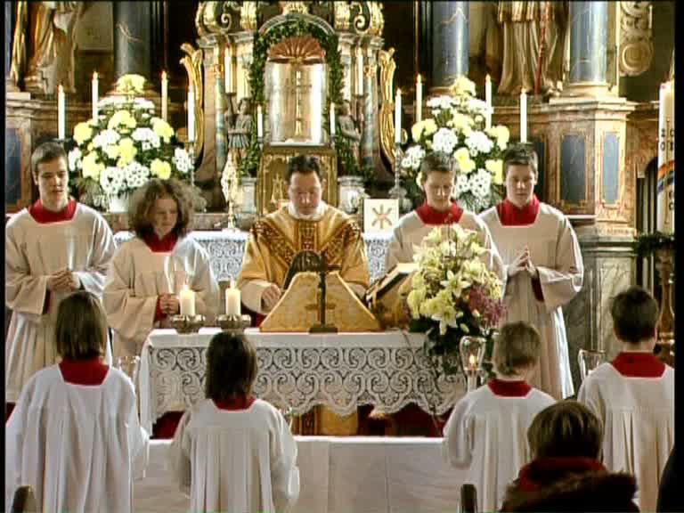 Kindesmisshandlung Katholischen Kirche